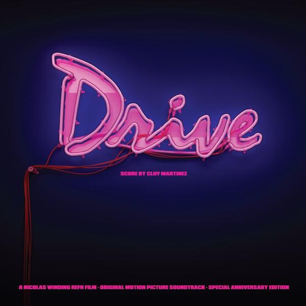 CLIFF MARTINEZ: Drive (Original Soundtrack) 2LP
