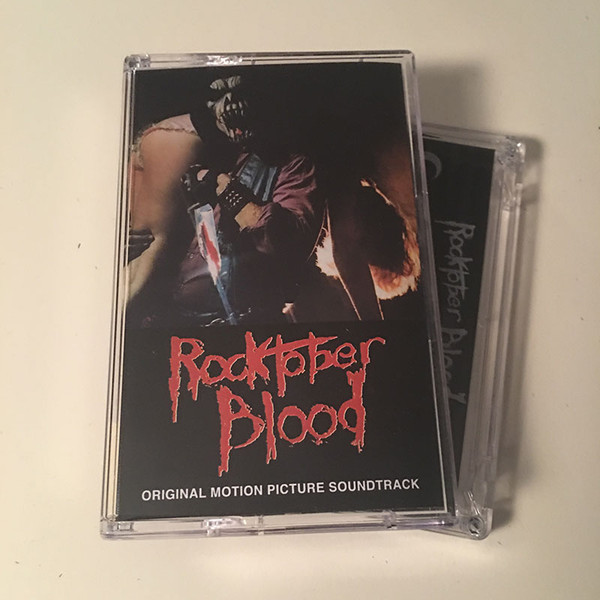 V/A: Rocktober Blood (1984 Original Soundtrack) Cassette