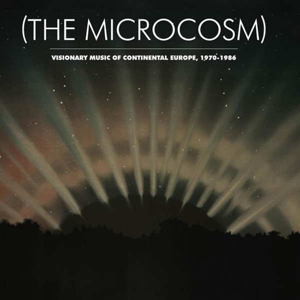 V/A (The Microcosm): Visionary Music of Continental Europe, 1970-1986 3LP