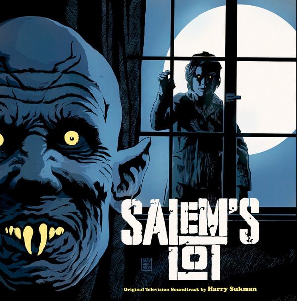 HARRY SUKMAN: Salem's Lot 2LP