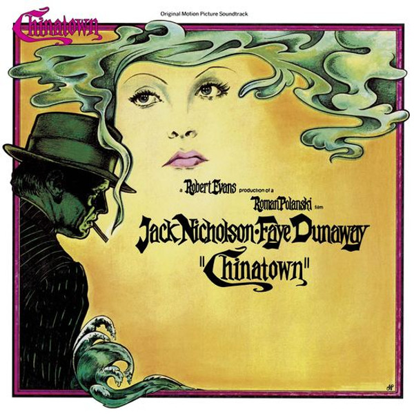 Jerry Goldsmith Chinatown (1974 Original Soundtrack) Standard LP