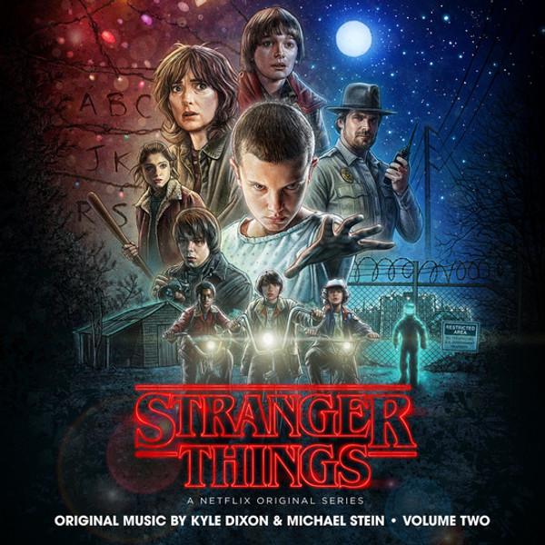 Kyle Dixon & Michael Stein Stranger Things, Vol. 2 (Netflix Original Series Soundtrack) (Waffle Swirl) 2LP