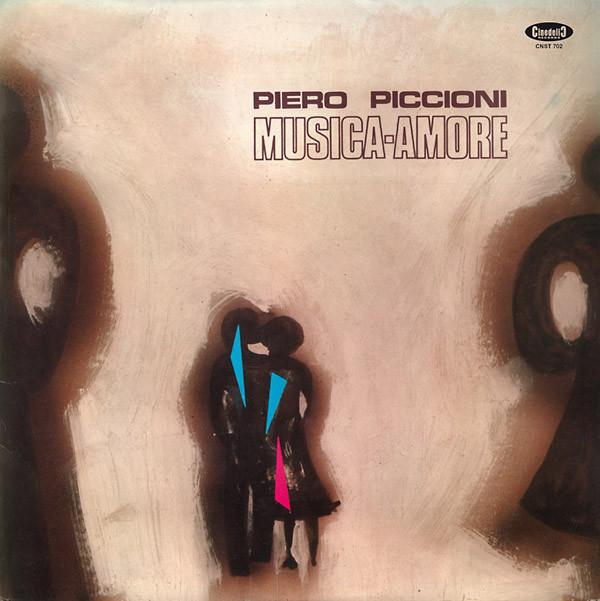 PIERO PICCIONI: Musica Amore LP