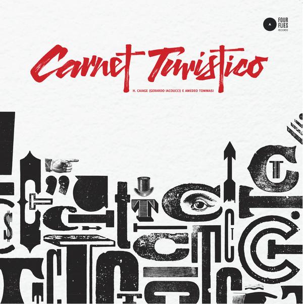 H. CAIAGE (GERARDO IACOUCCI): Carnet Turistico LP