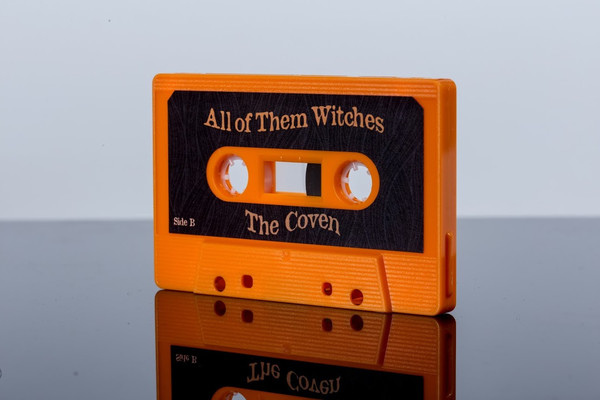 ALL OF THEM WITCHES: The Coven Cassette
