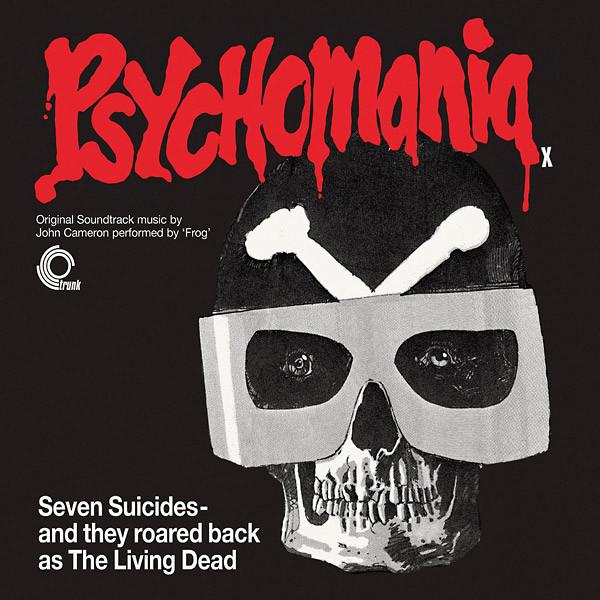 JOHN CAMERON: Psychomania LP