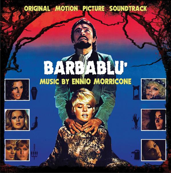 ENNIO MORRICONE: Barbablu (Original Soundtrack) LP