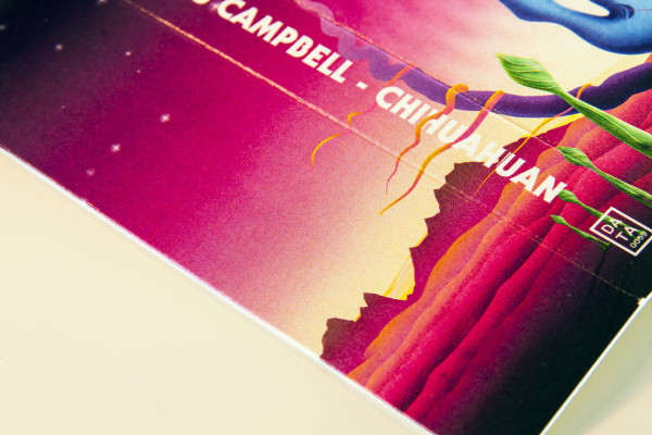 DALLAS CAMPBELL: Chihuahuan Cassette