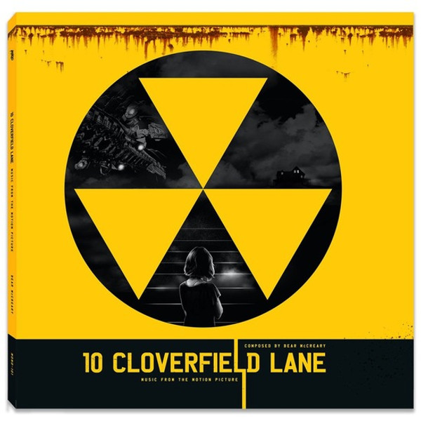 BEAR MCCREARY: 10 Cloverfield Lane (2016 Original Soundtrack) 2LP