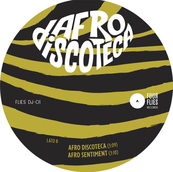 "ALESSANDRO ALESSANDRONI: Afro Discoteca 12"""