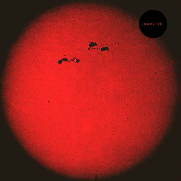 S U R V I V E: Survive (Red & Black Vinyl) LP