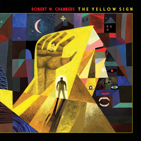 ROBERT W. CHAMBERS: The Yellow Sign LP