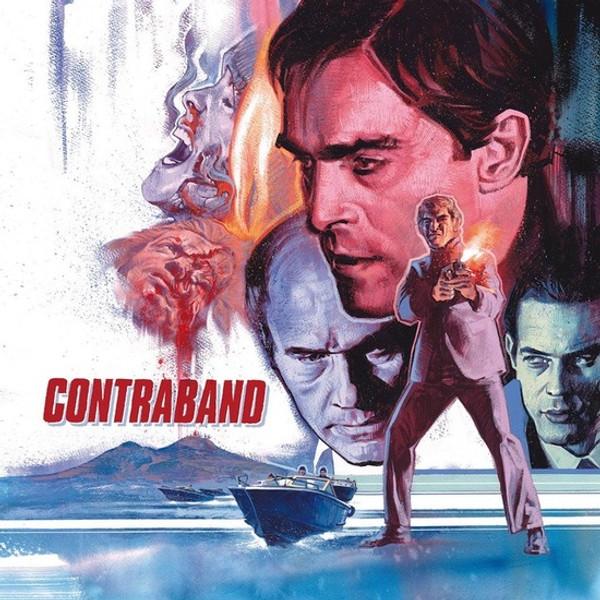 FABIO FRIZZI: Contraband LP