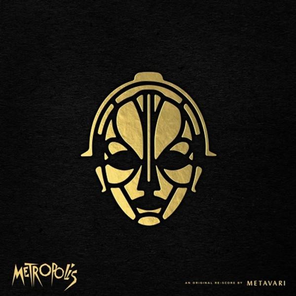 METAVARI: Metropolis (An Original Re-Score by Metavari) 2LP