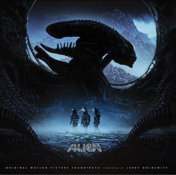 JERRY GOLDSMITH: Alien (Original Motion Picture Soundtrack) 2LP