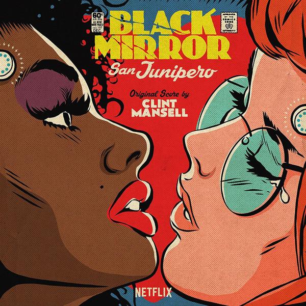 CLINT MANSELL: Black Mirror: San Junipero (Soundtrack) (Purple Colored Vinyl) LP