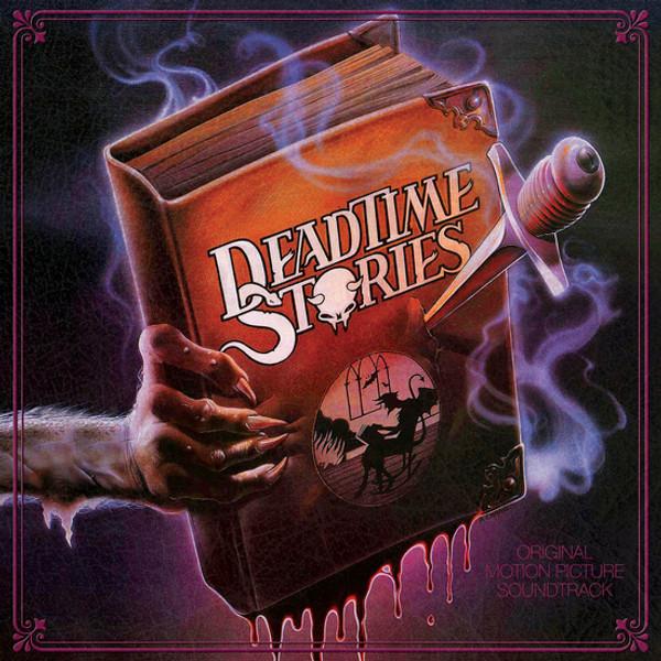 LARRY JURIS: Deadtime Stories LP