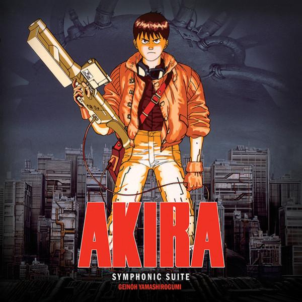 GEINOH YAMASHIROGUMI: Akira (Original Soundtrack Album) 2LP
