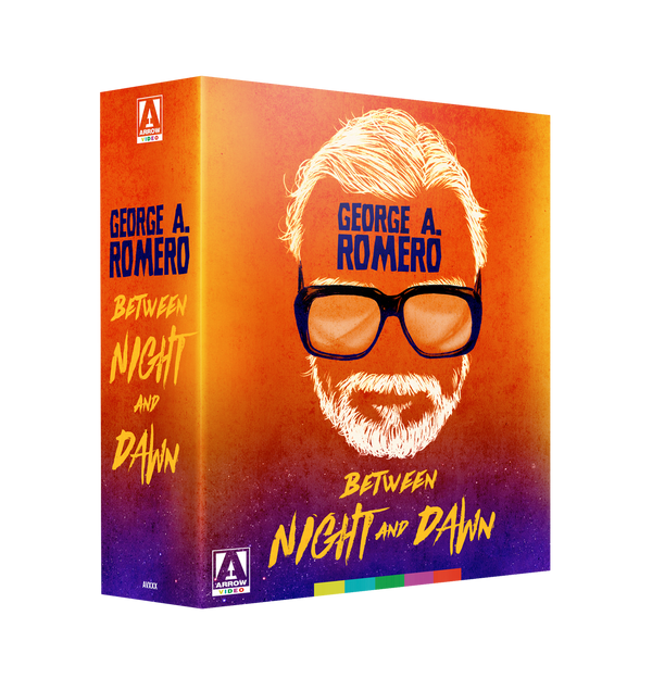 George Romero Between Night And Dawn Limited Edition Blu-ray + DVD