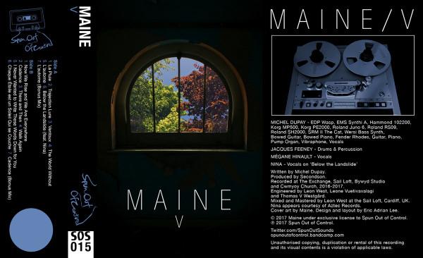 MAINE: V Cassette