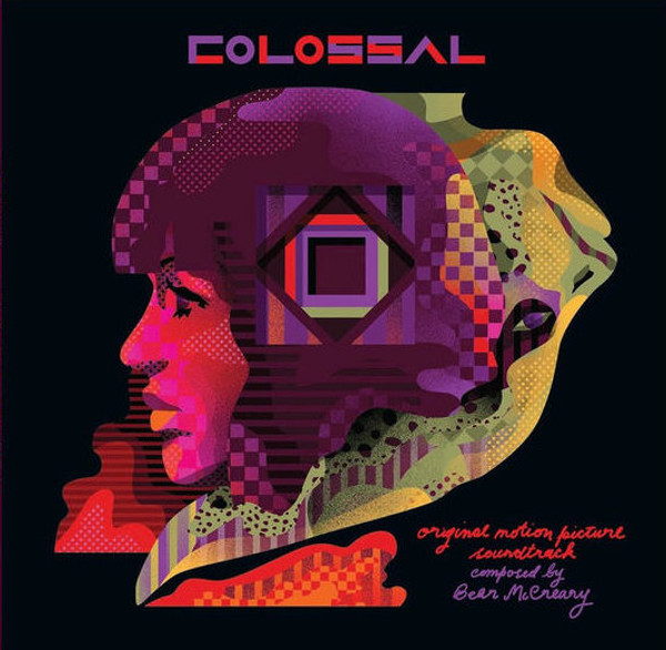 BEAR MCCREARY: Colossal (Original Motion Picture Soundtrack) LP