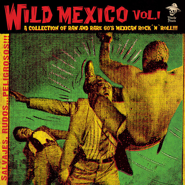 VA: Wild Mexico Vol. 1 LP