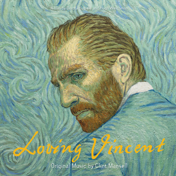 CLINT MANSELL: Loving Vincent (Soundtrack) LP