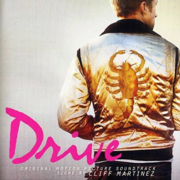 CLIFF MARTINEZ:  Drive (Soundtrack) 2LP
