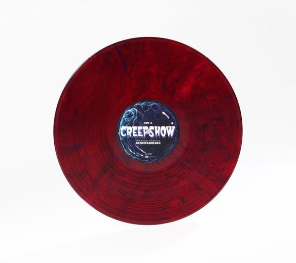 JOHN HARRISON Creepshow (Original 1982 Score) LP 2017 Repress