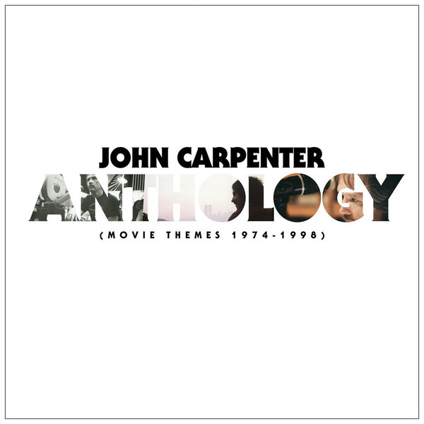 JOHN CARPENTER:  Anthology: Movie Themes 1974-1998 LP