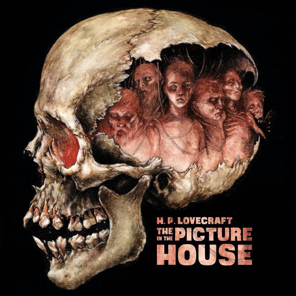 H. P. LOVECRAFT / FABIO FRIZZI: The Picture In The House LP