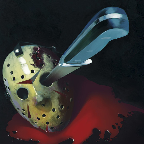 HARRY MANFREDINI: Friday The 13th The Final Chapter 2LP