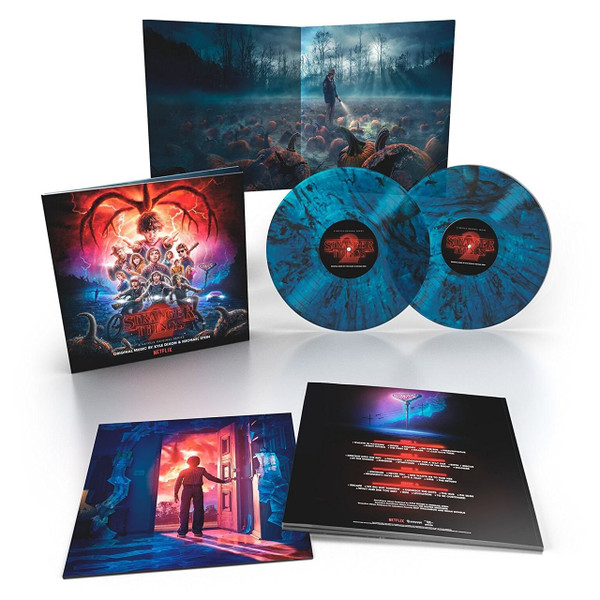 KYLE DIXON & MICHAEL STEIN: Stranger Things 2 (Netflix Original Series Soundtrack) 2LP