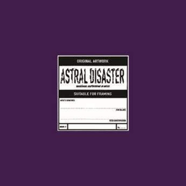 COIL: Un/finished Musics - Astral Disaster Sessions LP