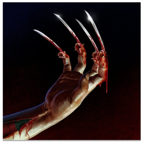 V/A: Box of Souls - A Nightmare on Elm Street Collection 8LP BOXSET