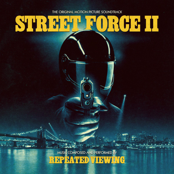 REPEATED VIEWING: Street Force II (translucent blue) Cassette