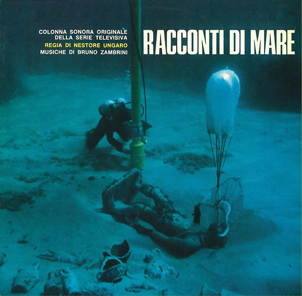 BRUNO ZAMBRINI: Racconti Di Mare LP+CD