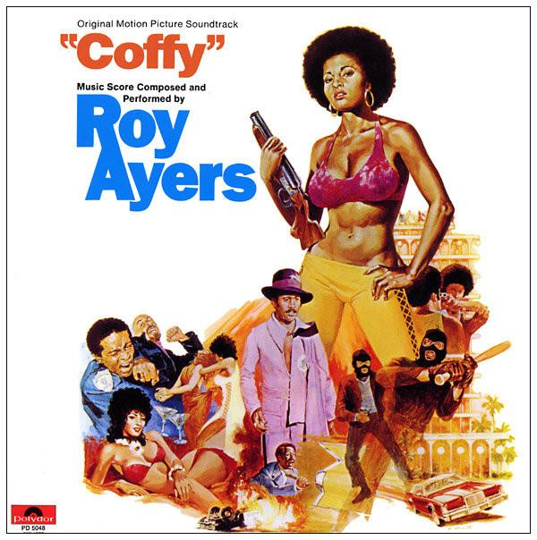 ROY AYERS: Coffy LP