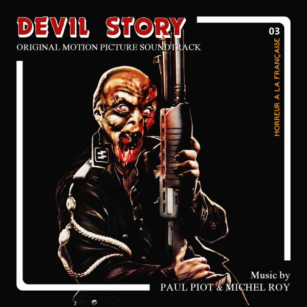 PAUL PIOT & MICHEL ROY: Devil Story CD