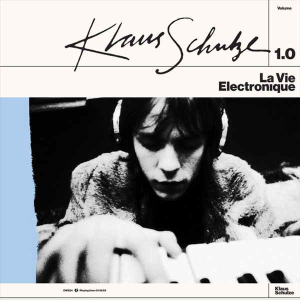 KLAUS SCHULZE: La Vie Electronique Volume 1.0 2LP
