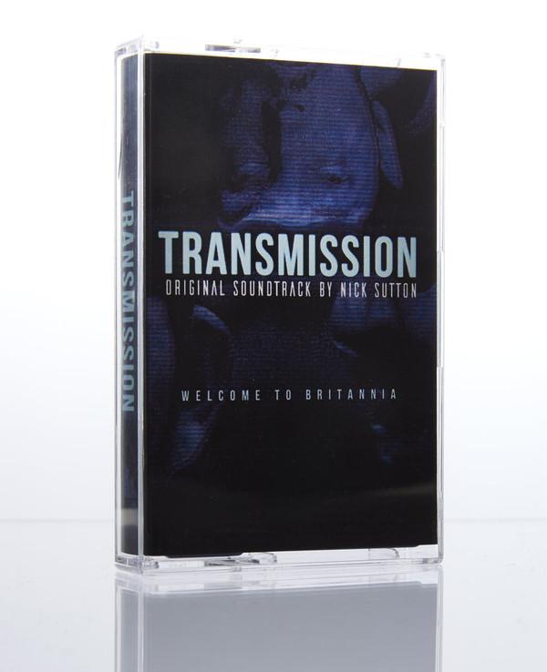 NICK SUTTON: Transmission Original Soundtrack Cassette