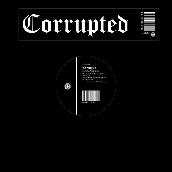 CORRUPTED: Felicific Algorithim LP