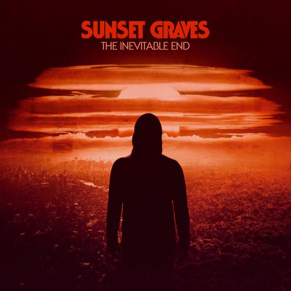 SUNSET GRAVES: The Inevitable End Cassette