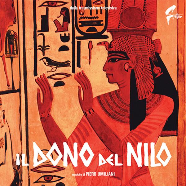 PIERO UMILIANI:The Gift Of The Nile (OST) LP
