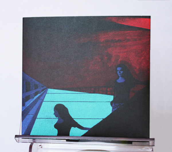 """Messiah of Evil """"Blood Moon"""" Deluxe Limited 7"""" EP"""