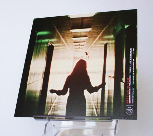"Messiah of Evil ""Dark Stranger"" Deluxe Numbered Art Edition"