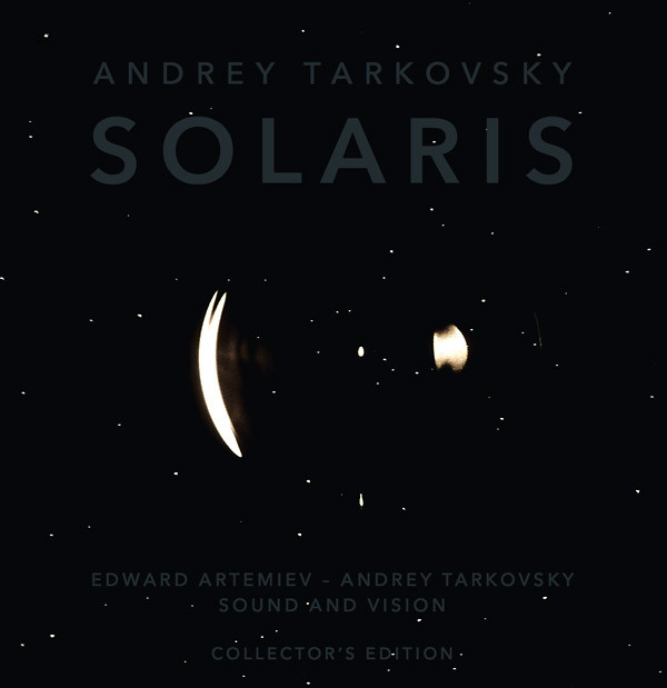ANDREY TARKOVSKY/EDWARD ARTEMIEV: SOLARIS. SOUND AND VISION LP BOX