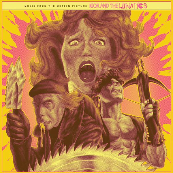 SONIA RUTSTEIN: Igor and the Lunatics (Original Score) (UNOFFICIAL 2018 RSD RELEASE) LP
