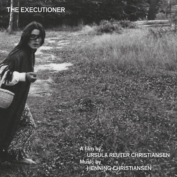 HENNING CHRISTIANSEN: The Executioner LP