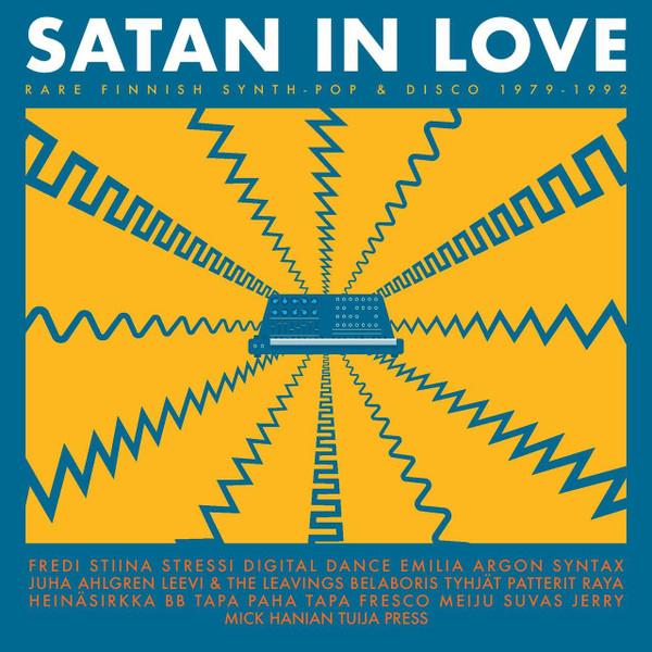 V/A: Satan In Love: Rare Finnish Synth-Pop & Disco, 1979-1992 2LP